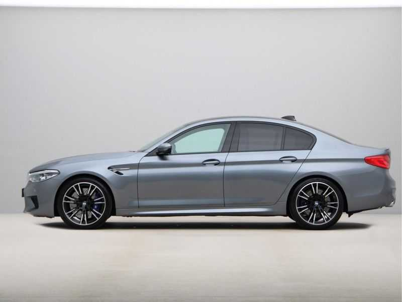 BMW M5 Sedan afbeelding 14