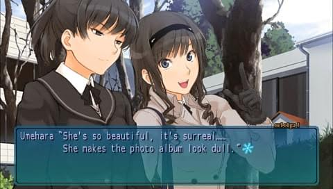 anime dating sims psp