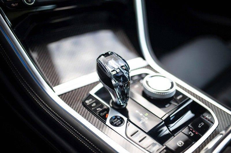 BMW 8 Serie 840d xDrive High Executive *Laser / Harman-Kardon / HUD / Nachtzicht / Carbon / ACC / Nekverwarming* afbeelding 25
