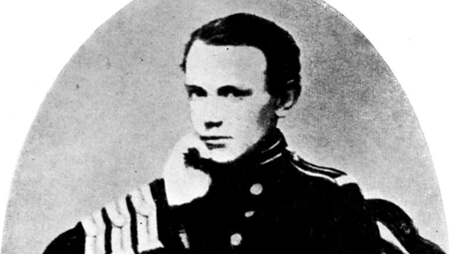 Петр Кропоткин в 1861 году. Источник: thecorrespondent.com