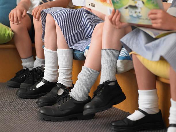 Escoger los mejores zapatos para el colegio