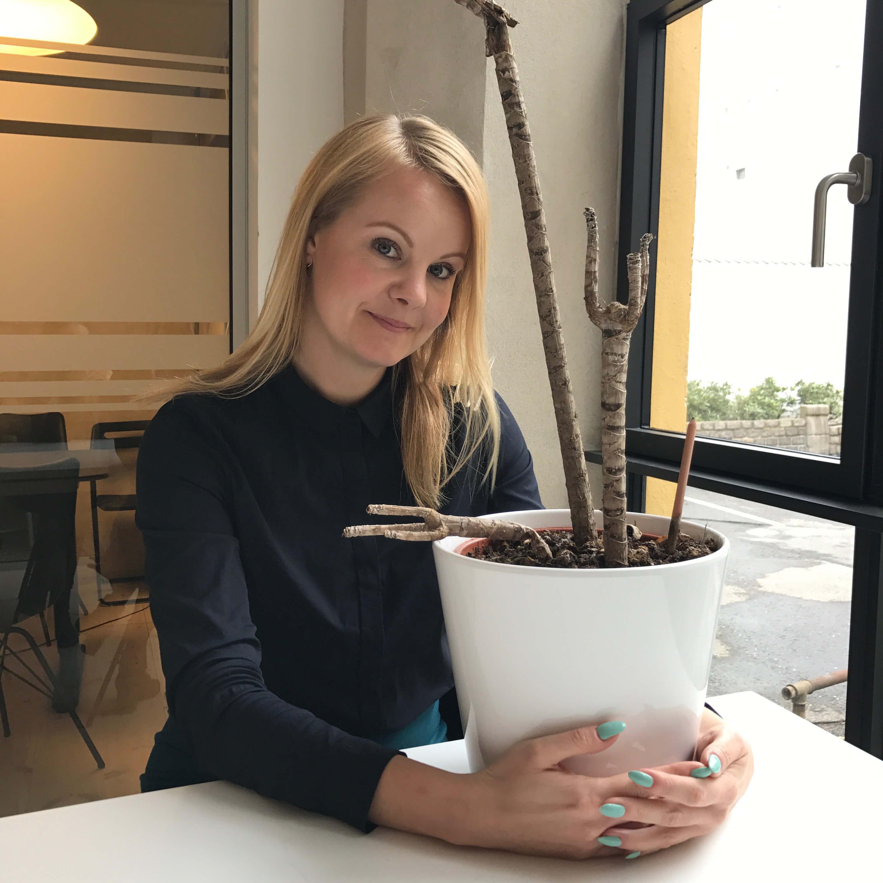 Bag om Billy Regnskabsprogram med marketing chef Katrine Rasmussen