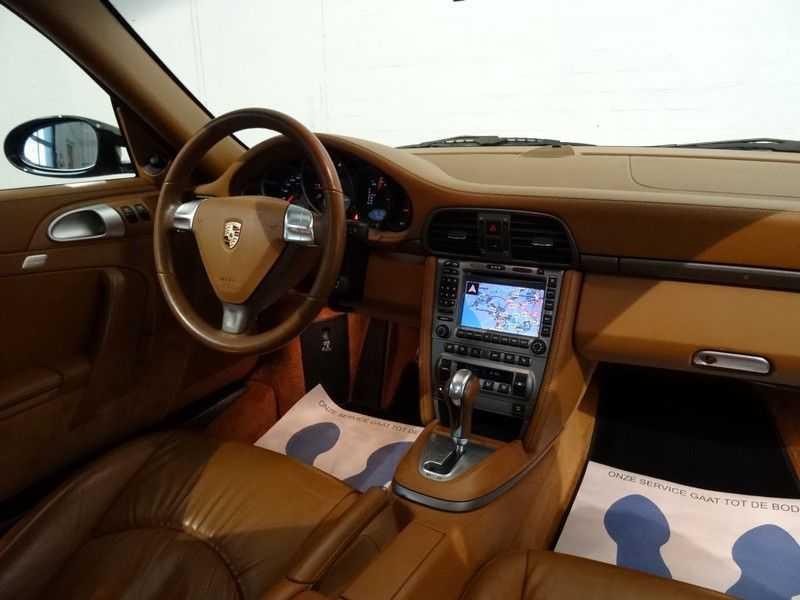 Porsche 911 [997] 3.6 Carrera 4 Tiptr Automaat, Schuifdak, Xenon, Full, orig 54 dkm afbeelding 18