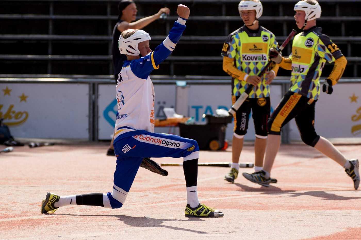 Palo! Kuva: Oulun Lippo Juniorit