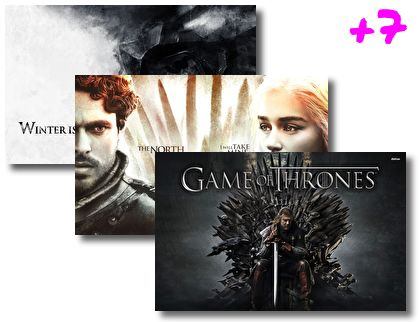 Game of Thrones theme pack