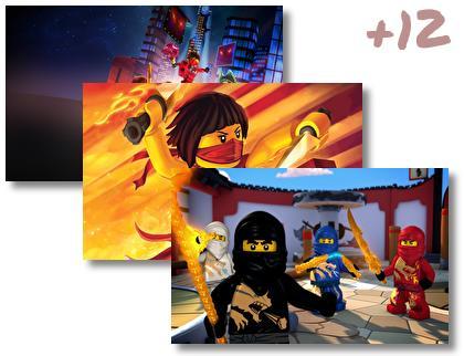 Ninja Go theme pack