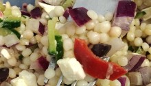 pearl couscous salad recipe