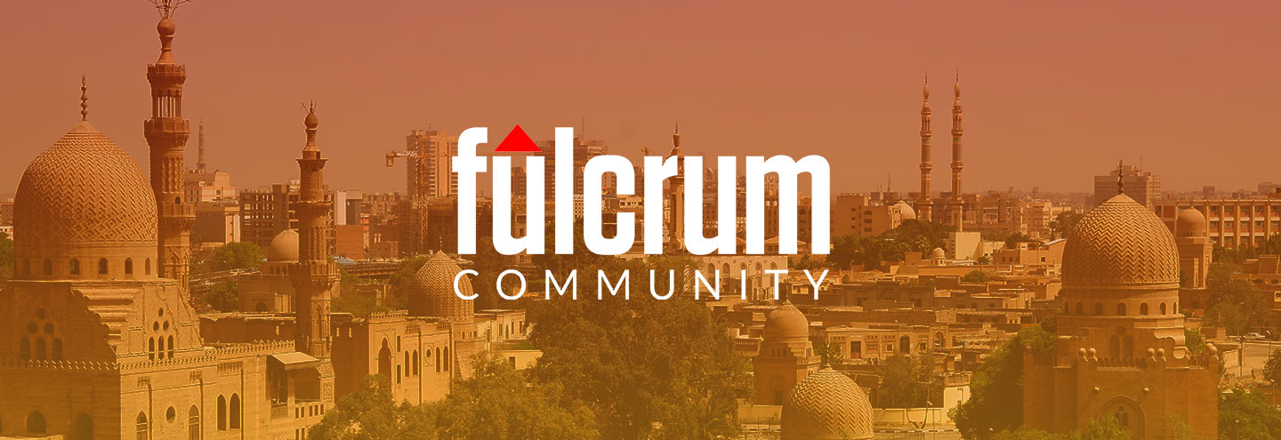 Help Us Promote Tourism in Cairo, Egypt with Fulcrum Community