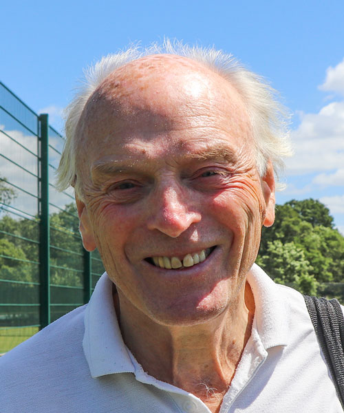 Geoffrey Hickson