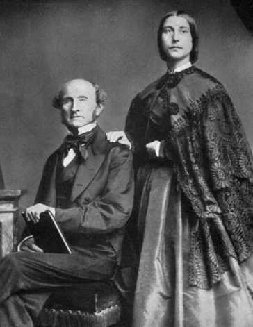 Helen Taylor and John Stuart Mill