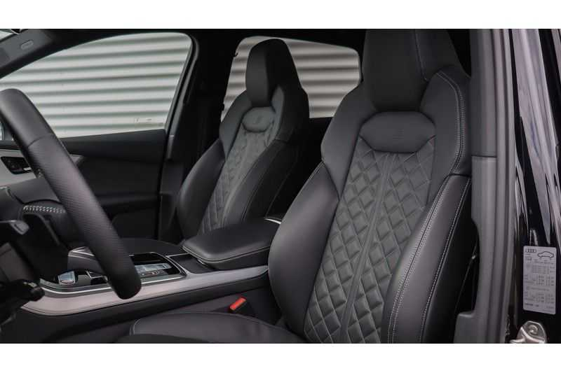 Audi SQ7 4.0 TDI 435pk quattro 7p Panoramadak, BOSE, Massage, Ruitstiksel, Trekhaak afbeelding 16