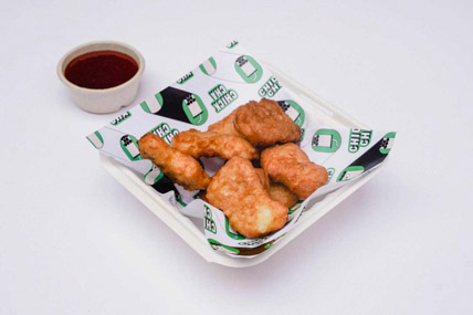 ChickCha - Chicken - Chicken nuggets with sweet chilli sauce