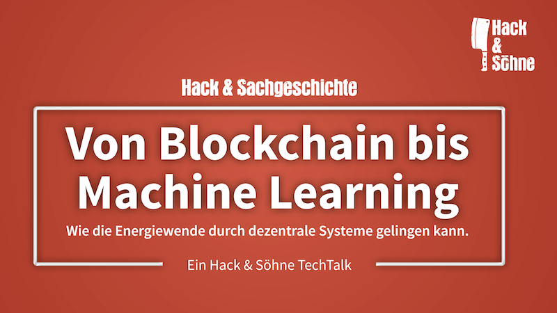 Blockchain & Machine Learning