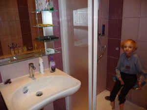 Koupelna pro Davida