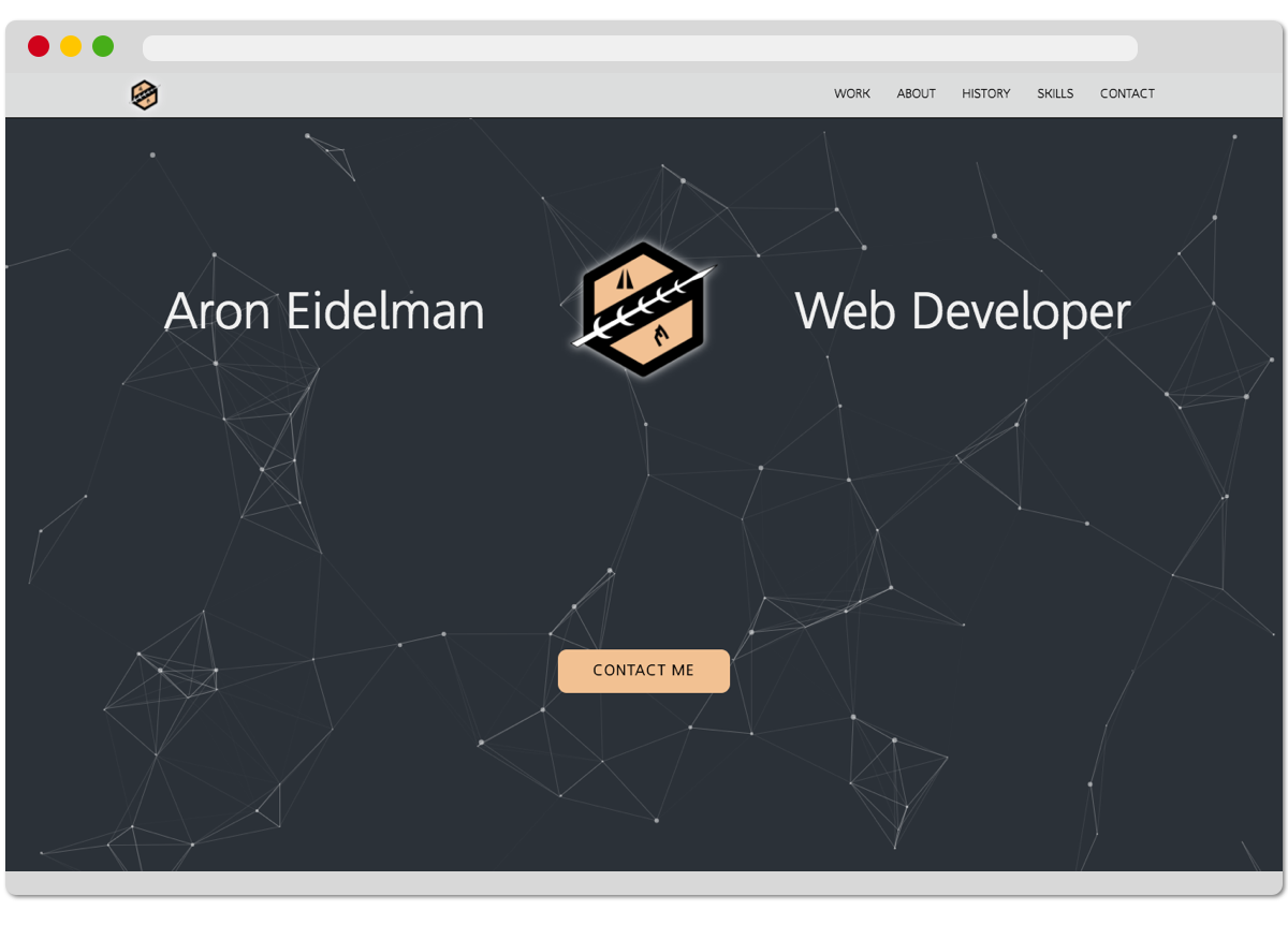 Aron Eidelman's Project