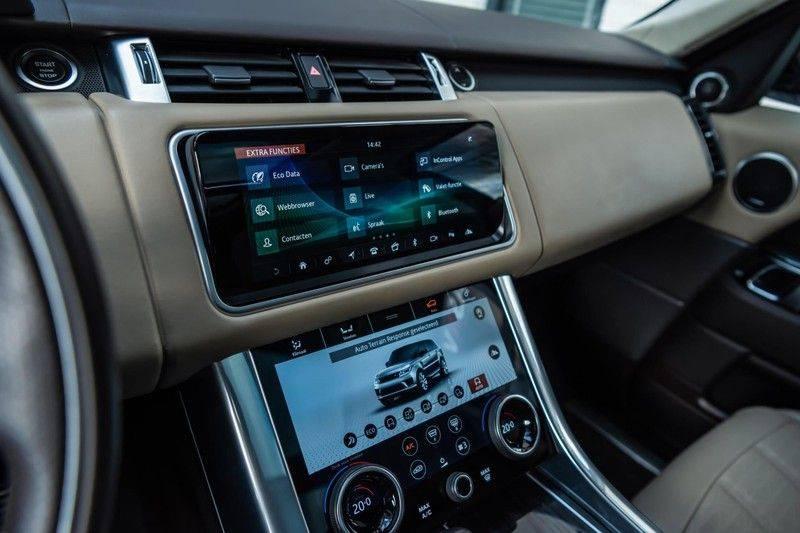 Land Rover Range Rover Sport P400e Autobiography Dynamic, 404 PK, Pano/Dak, Luchtvering, Adapt./Cruise, Soft/Close, 57DKM!! afbeelding 16