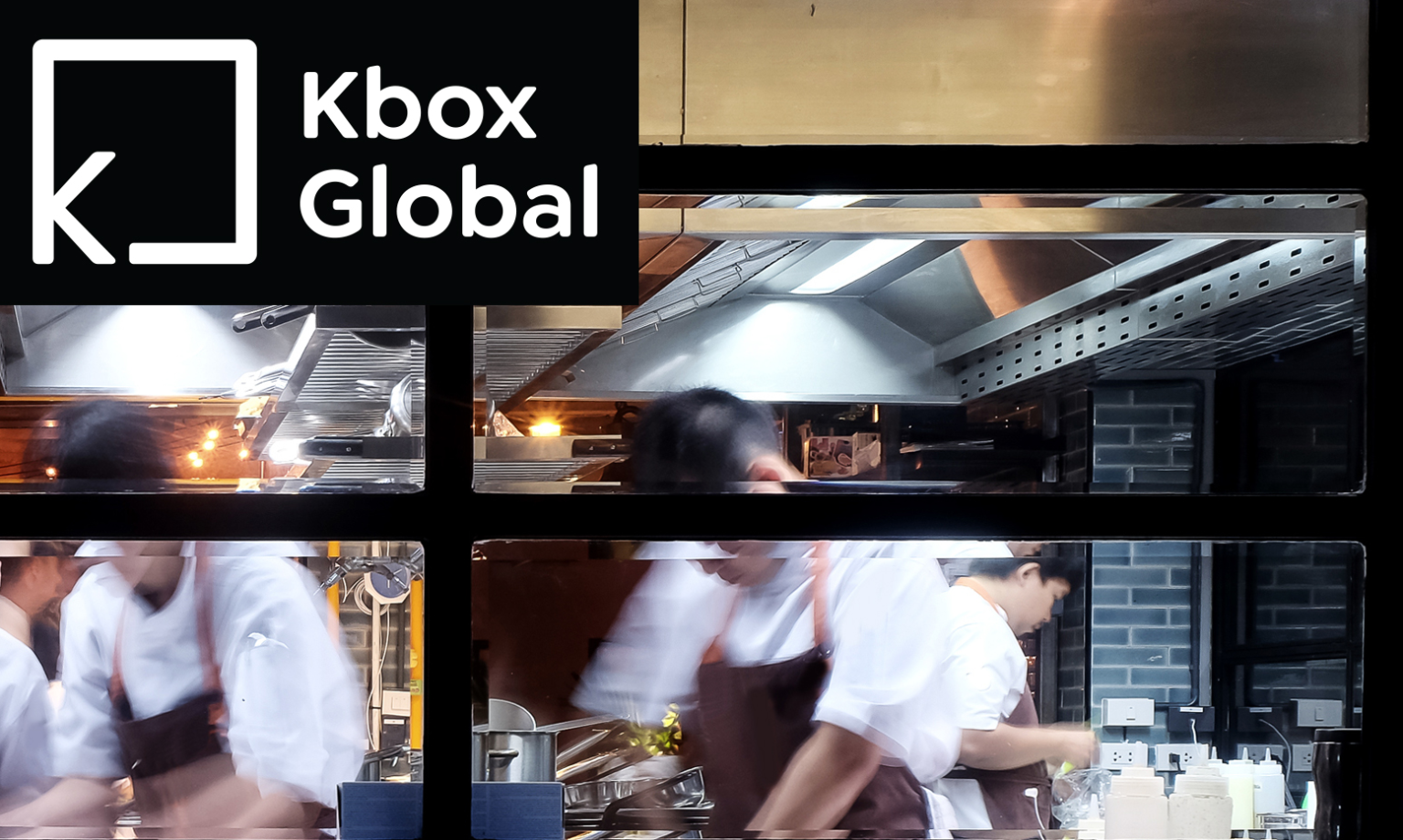 Kbox picks up £12M additional funding to let underused commercial kitchens do takeout for delivery