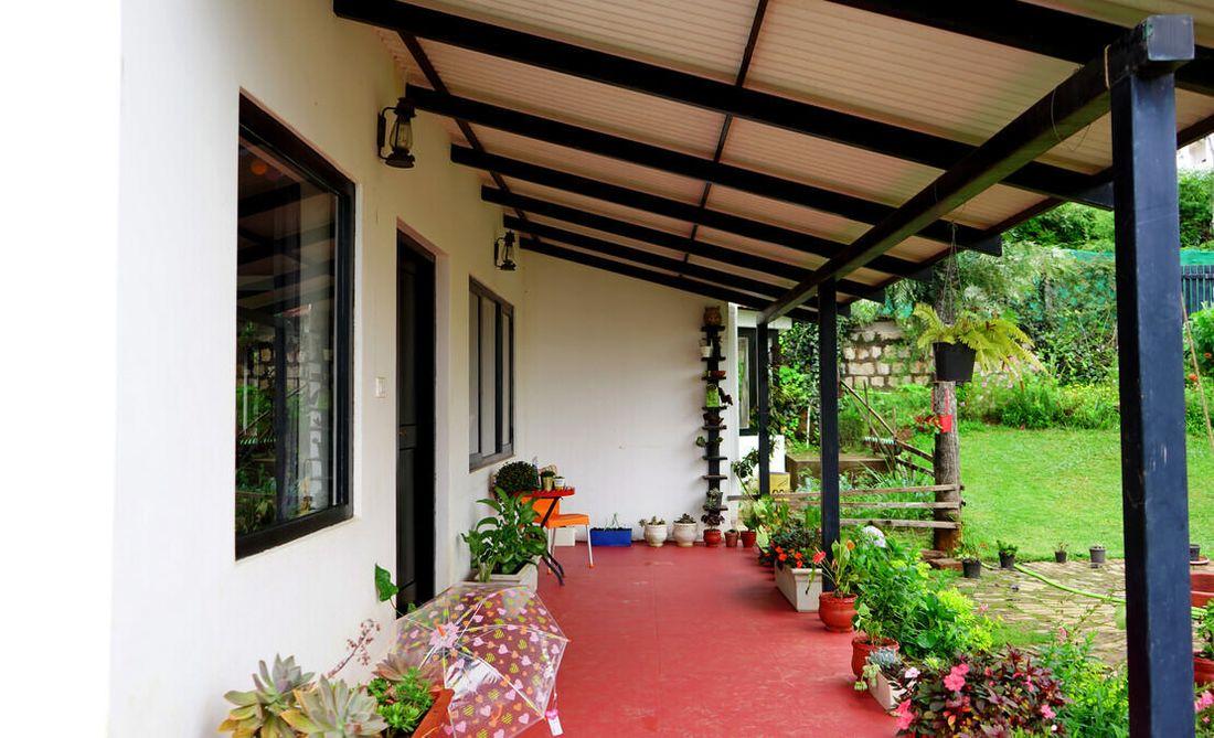 House in Sua Serenitea Malhar Entrance