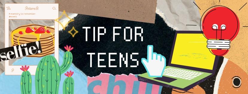 Teen tip image