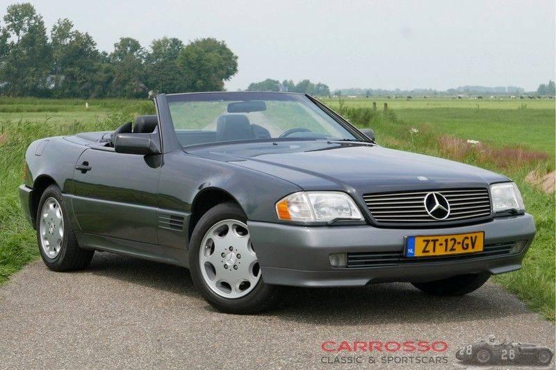 Mercedes-Benz SL-Klasse 300 SL-24 Automaat NL-Auto Hardtop afbeelding 23