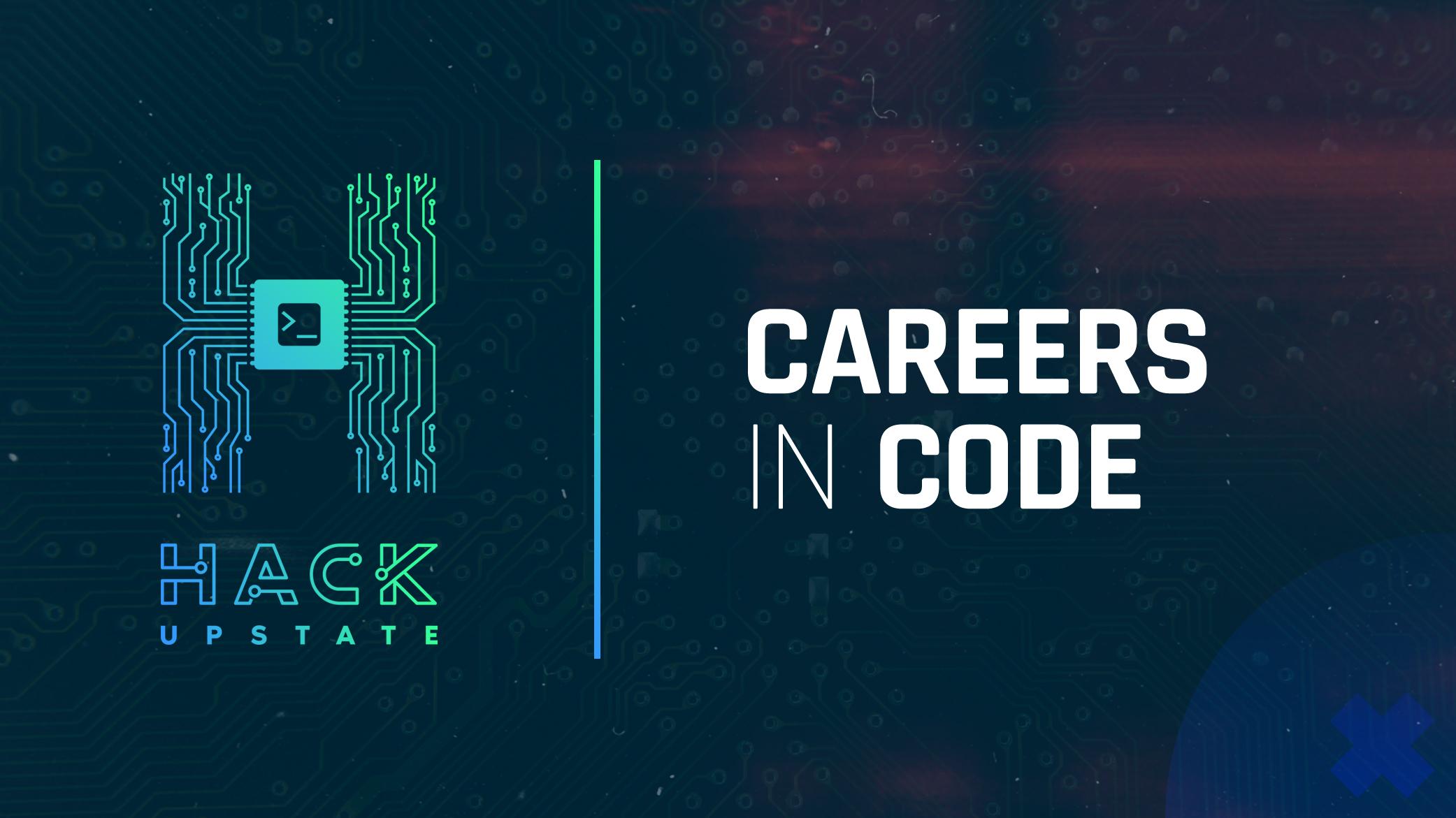 Careers in Code Logo
