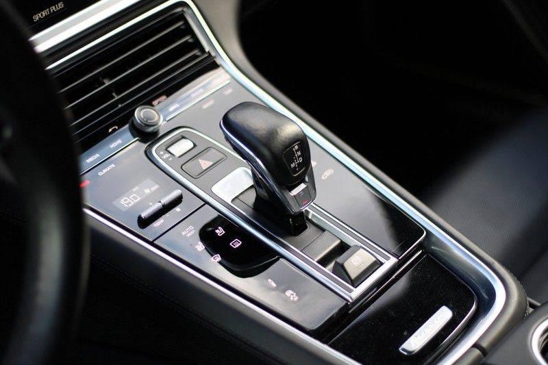 Porsche Panamera 4.0 Turbo Bose, Sportdesign, Pano, Rear seat entertainment afbeelding 22