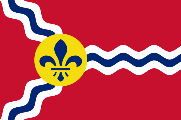 Saint Louis City Flag