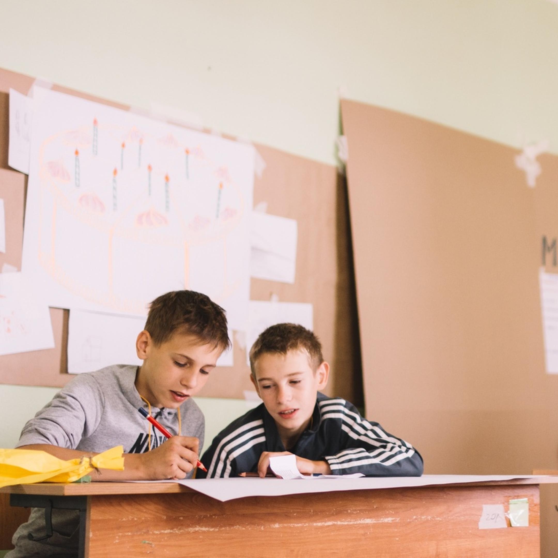 Вшколах, участвующих впрограмме «Учитель для России», стараются вводить новые, нестандартные формы обучения. Фото: uchitel.ru