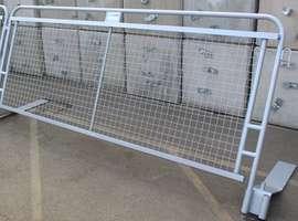 Concord Pedestrian Barrier