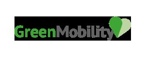 Green Mobility logo.