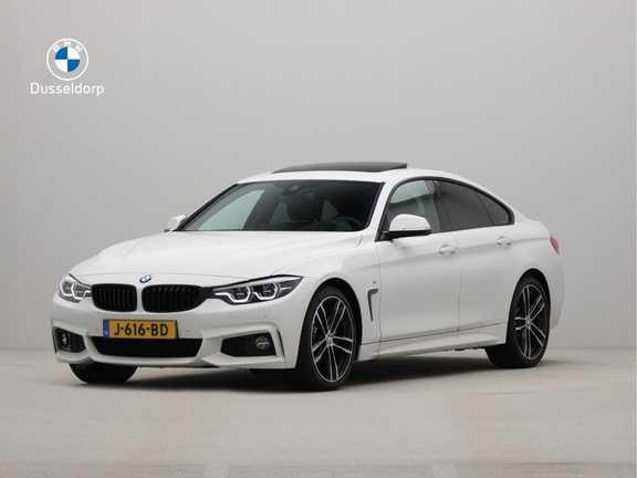 BMW 4 Serie Gran Coupé 420i High Executive M-Sport Automaat