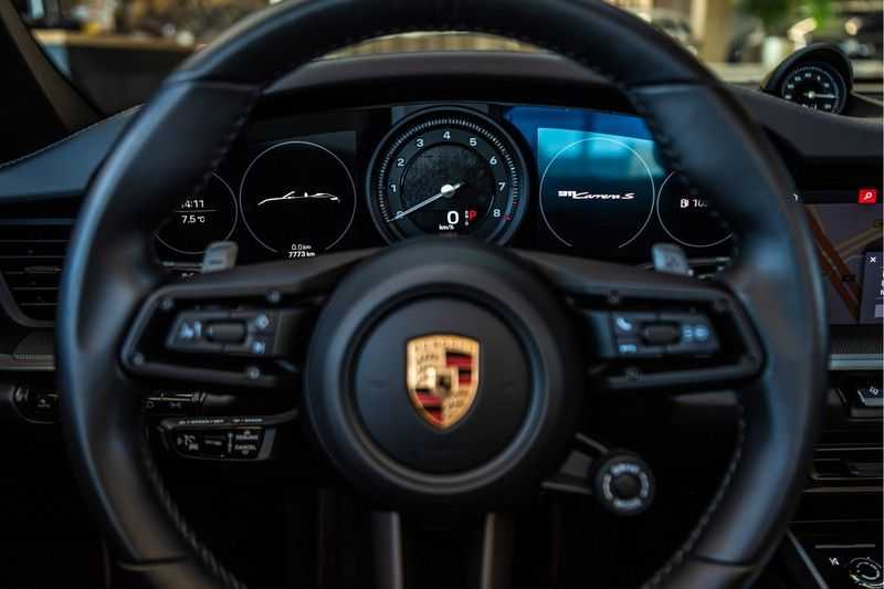 Porsche 911 Cabrio 3.0 Carrera S |Sport Chrono | Sportuitlaat | PDLS | GT-sportstuurwiel | Entry & Drive afbeelding 11