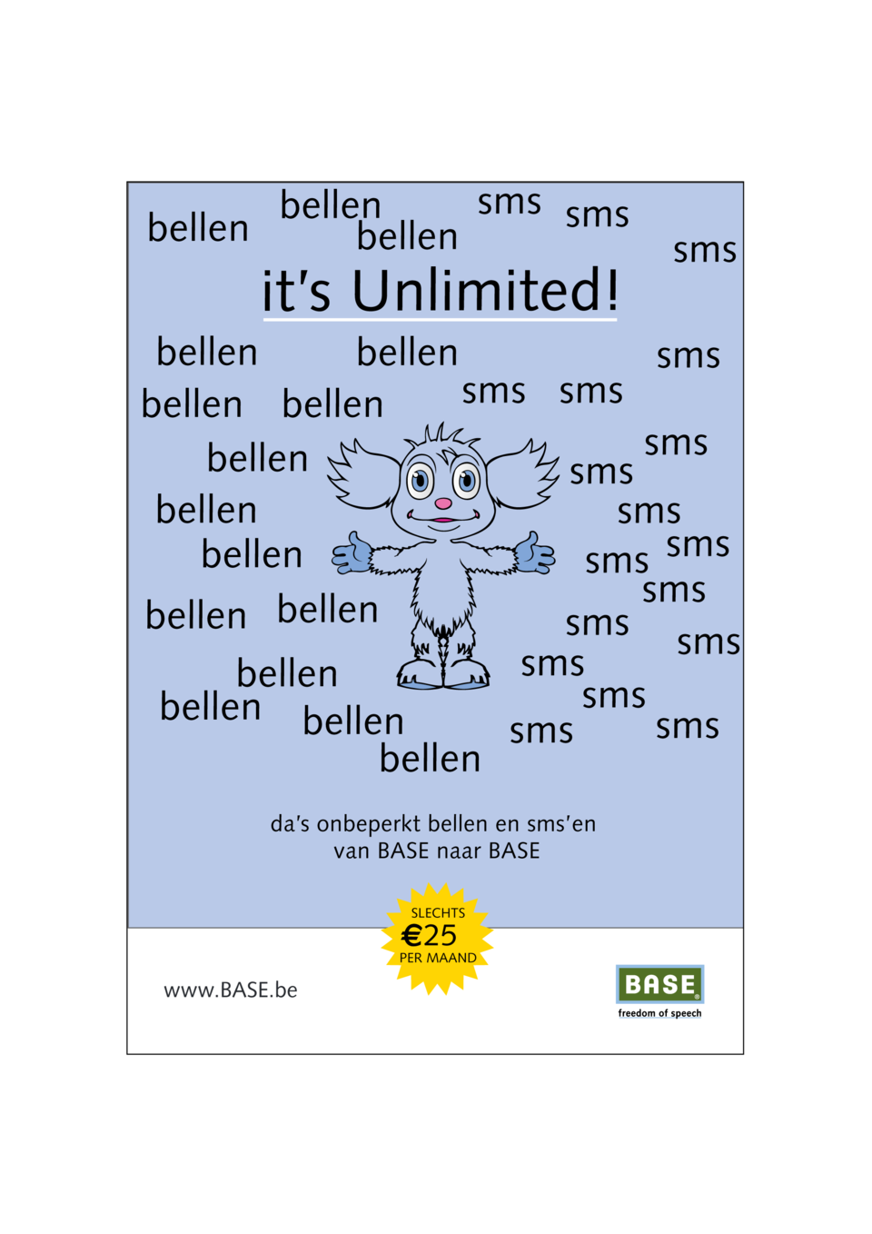 BASE Unlimited poster
