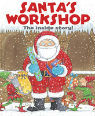 Santa's workshop by Jan Lewis