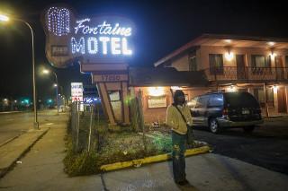 motel woodward trans