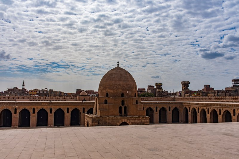 Mosque of Ibn Tulun (مسجد إبن طولون)