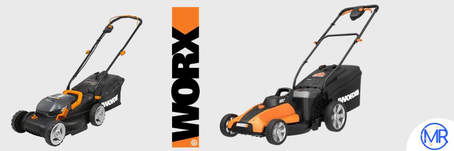 Worx Electric Mower Image