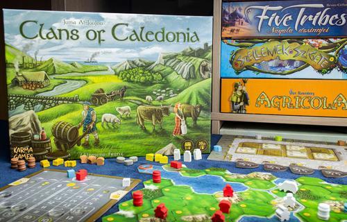 Gazdálkodás az örökzöld Skóciában: Clans of Caledonia