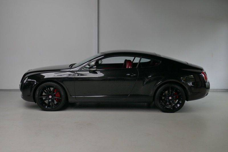 Bentley Continental GT 6.0 W12 Mulliner - NL Auto - Youngtimer afbeelding 8