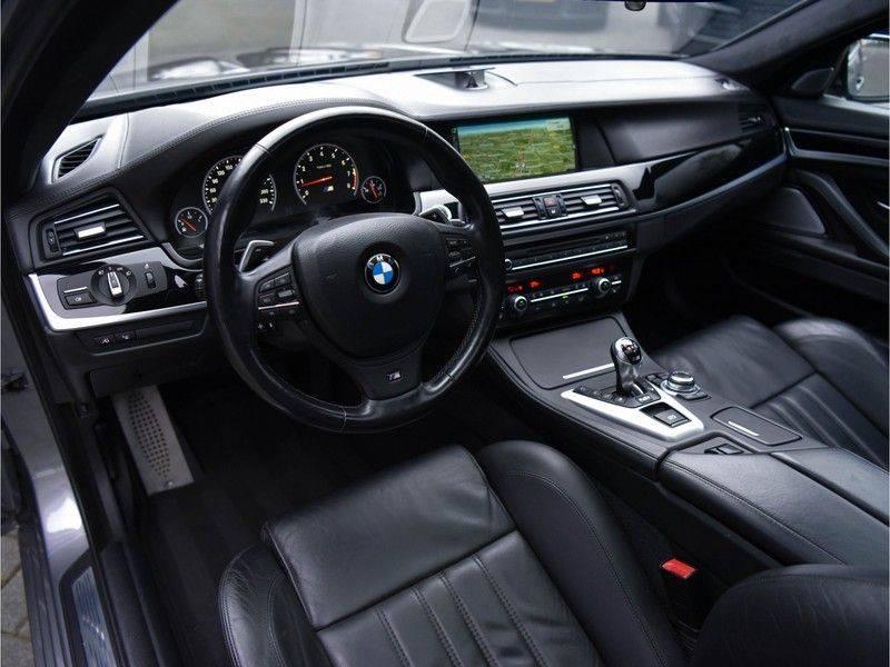 BMW 5 Serie M5 560pk DKG Pano B&O HUD Leder-dash Soft-Close Alcant.Hemel afbeelding 11
