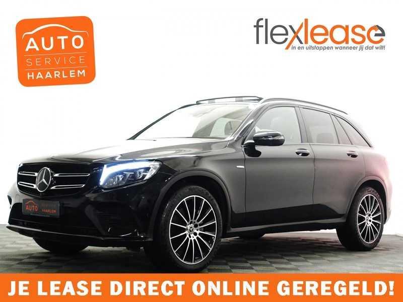 Mercedes-Benz GLC 250D 4MATIC 9G- AMG Night Edition, Pano, Rijassistentiepakket,Leer, Full
