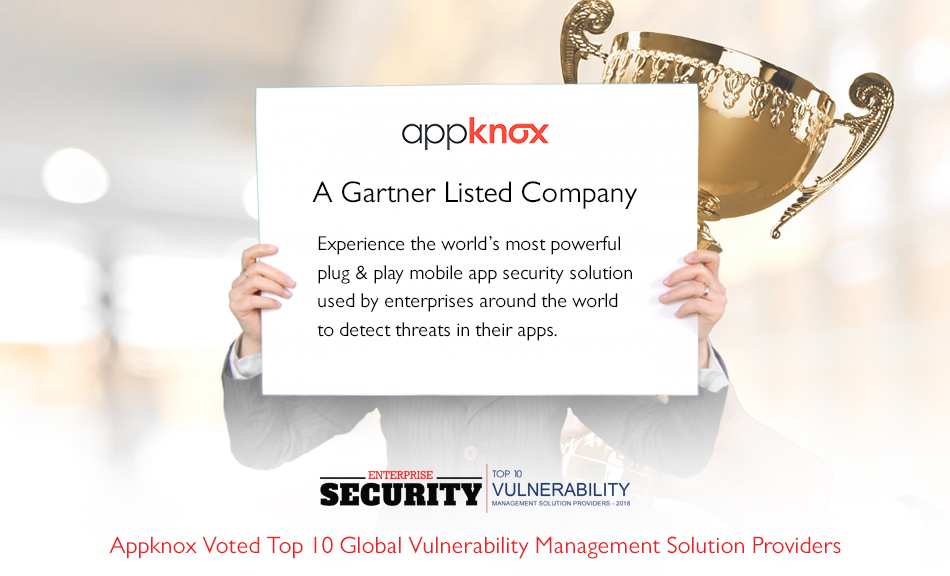 Appknox Gartner