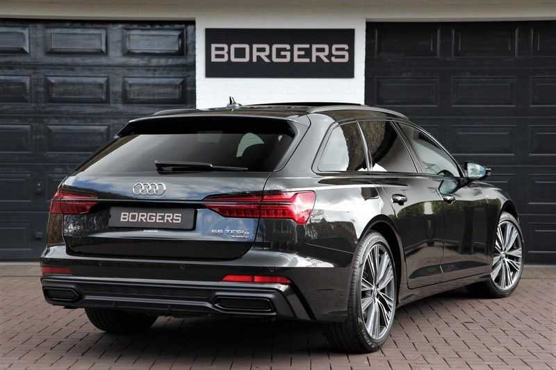 Audi A6 Avant 55 TFSIe Competition PANO.DAK+TOPVIEW+HEAD-UP afbeelding 5