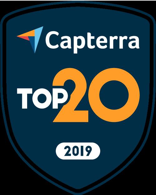 Capterra top20