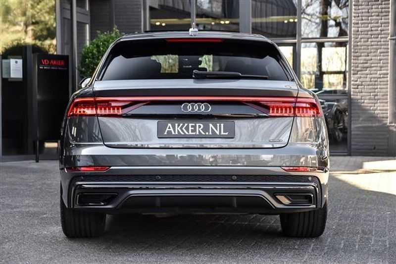 Audi Q8 50 TDI NP € 174K, S-LINE+PANO.DAK+MASSAGE+22INCH+B&O afbeelding 8
