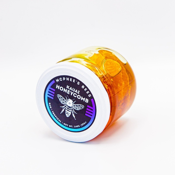 McPhee's Bees | Kauai Honeycomb