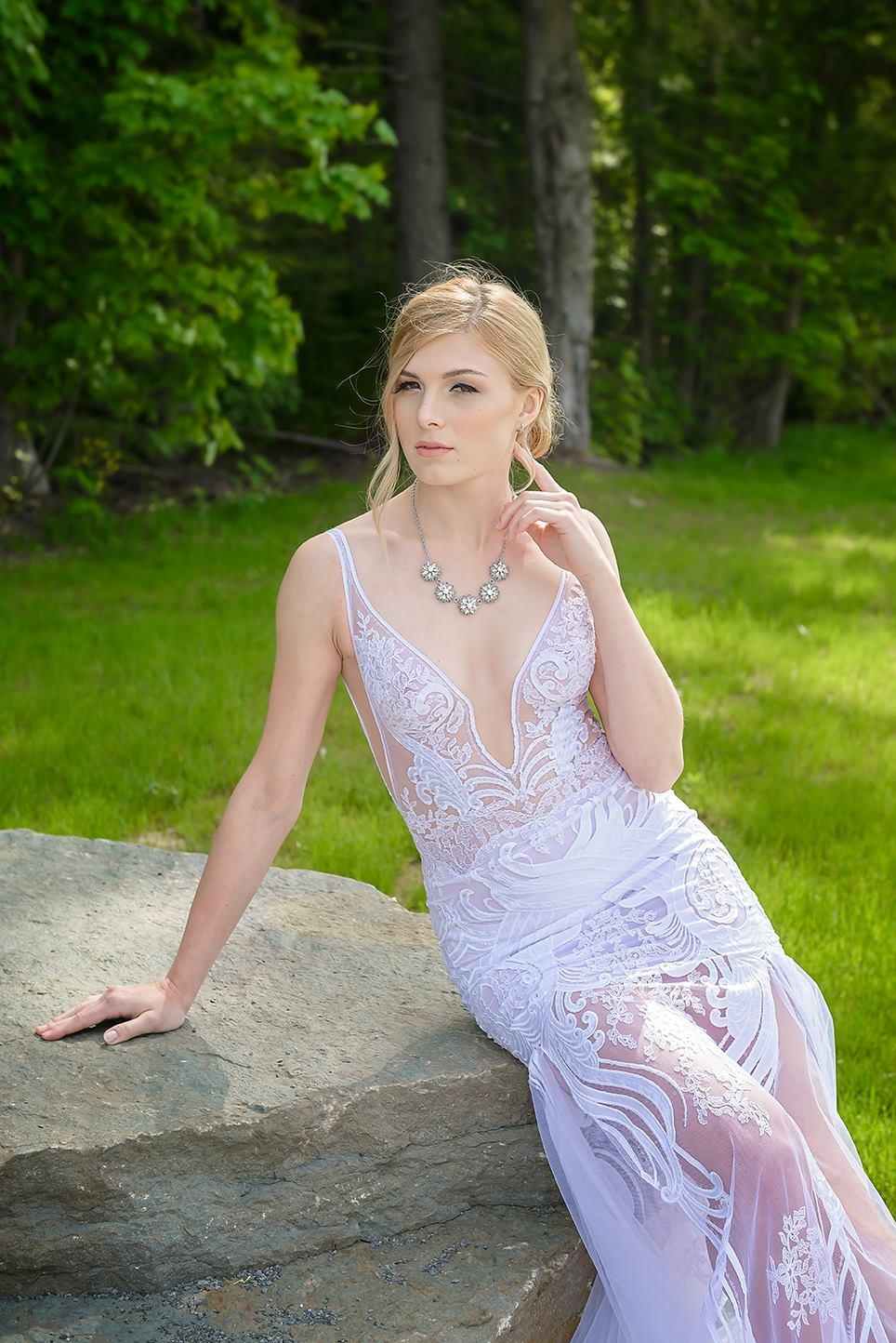 wedding dress montreal haute couture romantic dentelle