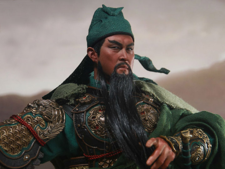 Inflames Toys Soul Of Tiger Generals Guan Yunchang 1/6 Scale Figure
