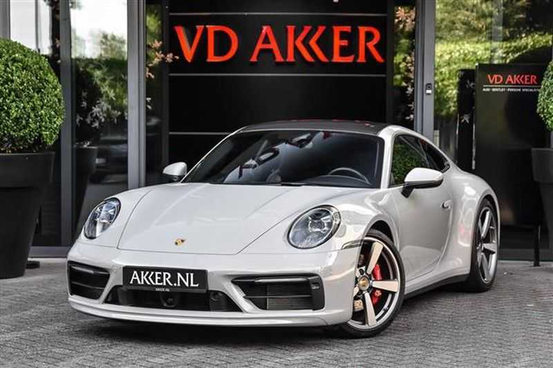 Porsche 911 4S LIFT+BURMESTER+SPORTDESIGN+PDCC NP.231K afbeelding 1