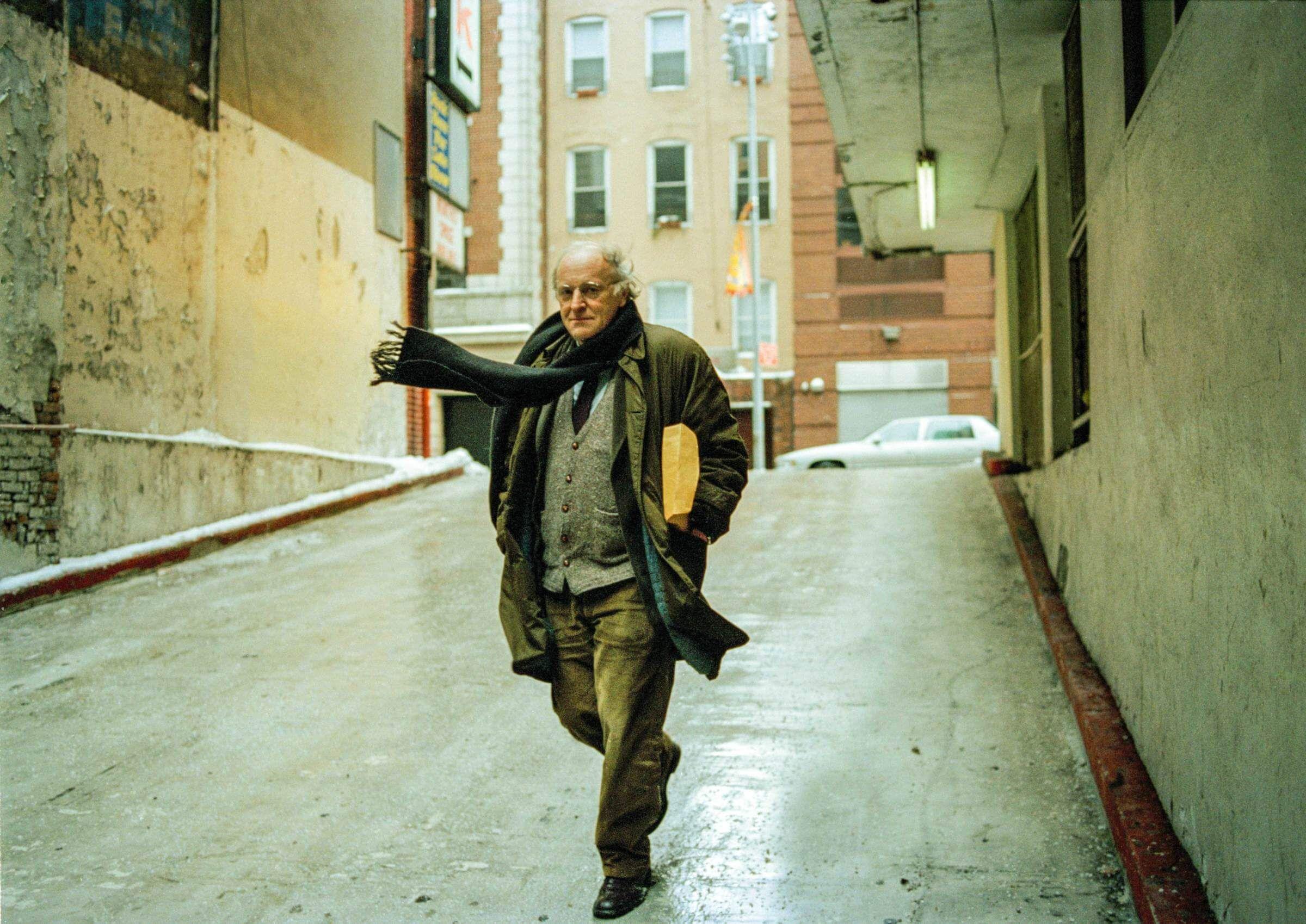 Иосиф Бродский, Нью-Йорк, 1995. Источник: Сергей Берменьев, esquire.ru